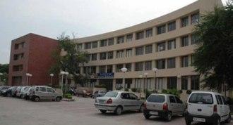 Department of East Asian Studies, University of Delhi - Image: Faculty of Social Sciences DU