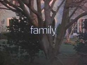 Family (1976 TV series) - Family Title Card