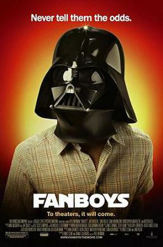 Fanboys (film) - Theatrical release poster