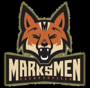 Fayetteville Marksmen - Image: Fay Marksmen