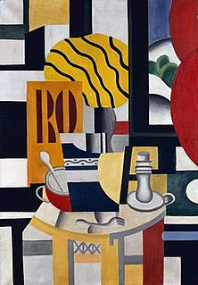 painting by Fernand Léger