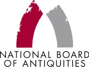 Finnish National Board of Antiquities - Image: Finnish National Board of Antiquities logo