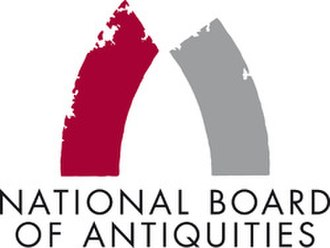 Finnish Heritage Agency - Image: Finnish National Board of Antiquities logo