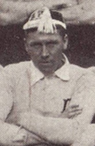 Frank Woodward (rugby league) - Image: Frank Woodward 1911