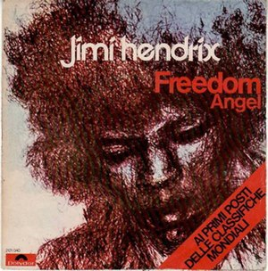 Freedom (Jimi Hendrix song) - Image: Freedom single picture sleeve