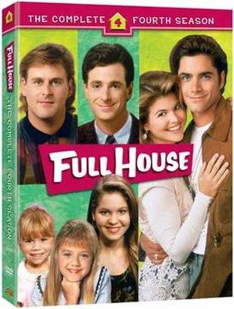 Full House (season 4) - Image: Full House Season 4