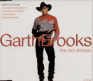 The Red Strokes - Image: Garth Brooks The Red Strokes 2
