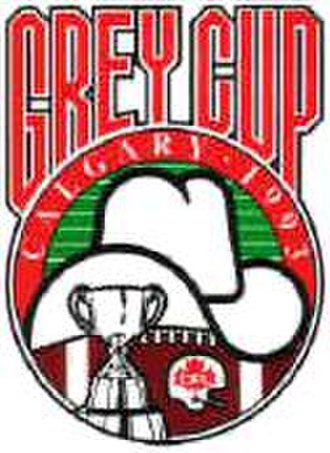 81st Grey Cup - Image: Gc 1993