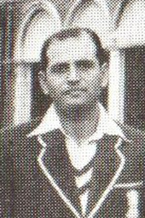 Ghulam Ahmed (cricketer) - Ghulam Ahmed in 1952