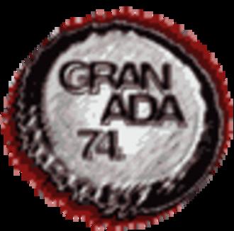 Granada 74 CF - Image: Granada 74 CF