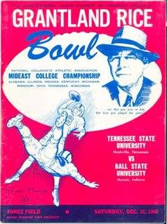 Grantland Rice Bowl Defunct college football bowl game