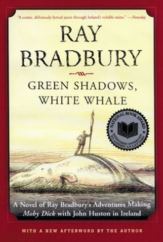 Green Shadows, White Whale - Cover of a paperback reprint edition