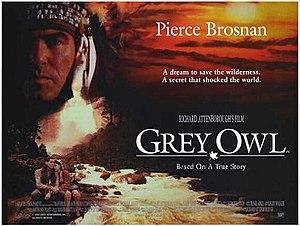 Grey Owl (film) - Image: Grey Owl (film) cover