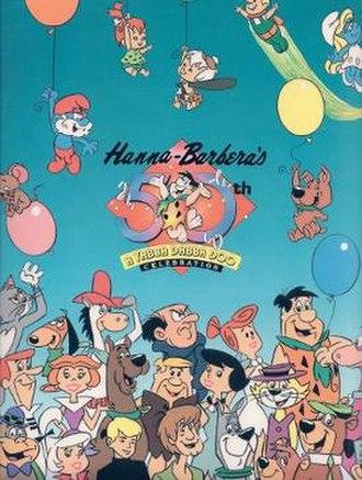 Hanna-Barbera's 50th: A Yabba Dabba Doo Celebration - Image: Hanna Barberas 50th A Yabba Dabba Doo Celebration promo