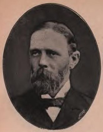 Henry James Tollemache - Tollemache in 1895