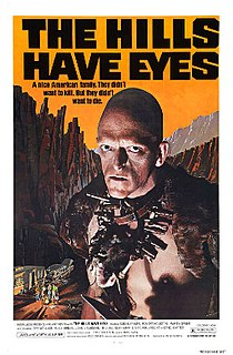 <i>The Hills Have Eyes</i> (1977 film) 1977 American exploitation-horror film directed by Wes Craven