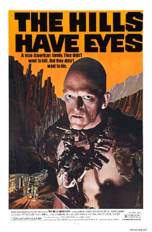 The Hills Have Eyes (1977 film) - Theatrical release poster