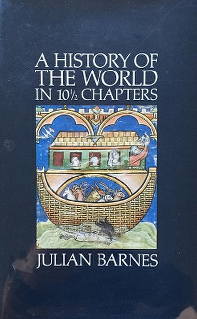 Picture of a book: A History Of The World In 10½  Chapters
