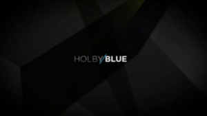 HolbyBlue - A still from the opening title sequence of HolbyBlue