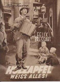 <i>Holzapfel Knows Everything</i> 1932 film
