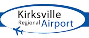 Kirksville Regional Airport - Image: IRK logo