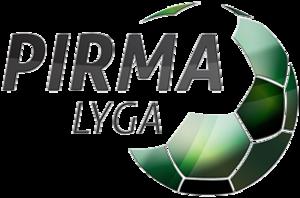 I Lyga - Image: I Lyga logo