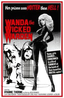 Ilsa The Wicked Warden Poster Jpg