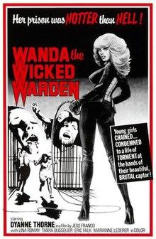 the wicked Dyanne thorne warden ilsa