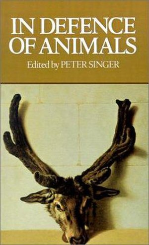In Defence of Animals - Cover of the first edition