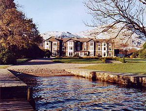 The Lakes (TV series) - Principal filming location: Inn on the Lake Hotel