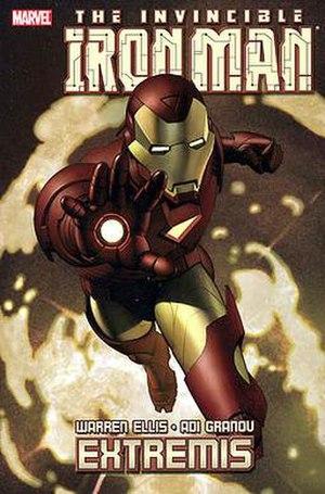 Extremis - Image: Iron Man Extremis