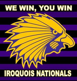 Iroquois mens national lacrosse team