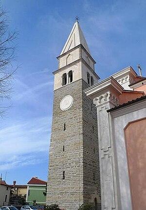 Izola - Izola Tower