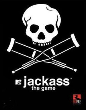 Jackass: The Game - Image: Jackass Game front