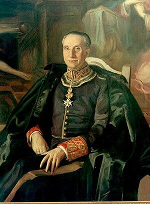 Yanguas Messía, José de (1890-1974)