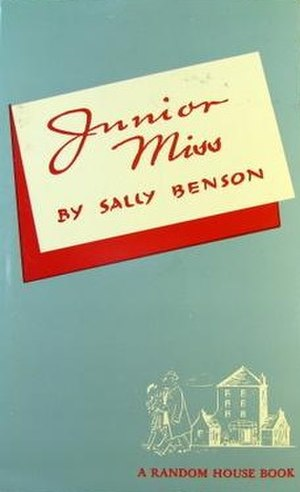 Junior Miss - First edition (publ. Random House)