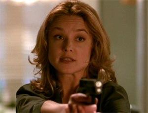 Kate Lockley - Elisabeth Röhm as Kate Lockley