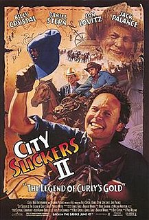 <i>City Slickers II: The Legend of Curlys Gold</i> 1994 film by Paul Weiland