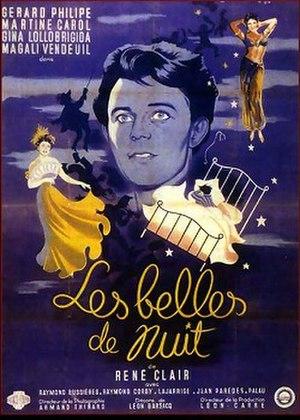 Beauties of the Night - Movie poster