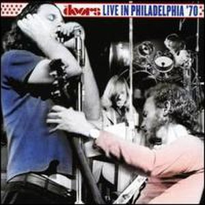 Live in Philadelphia '70 - Image: Live in Philly '70 Cover