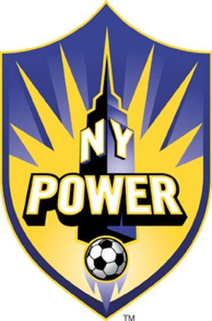 New York Power - Image: Logo for the New York Power
