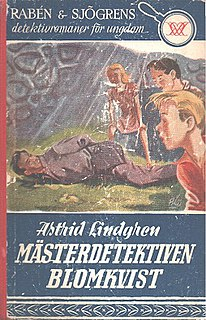 <i>Bill Bergson, Master Detective</i> (novel)
