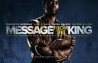 <i>Message from the King</i> (film)