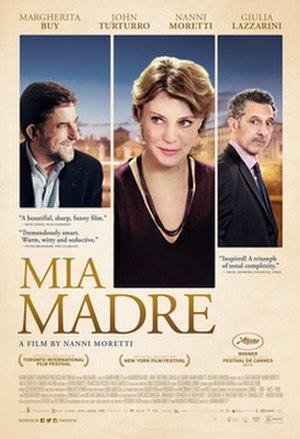 Mia Madre - Film poster