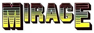 Mirage Records - Image: Mirage Records USA