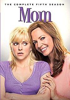 <i>Mom</i> (season 5) Season of American television series