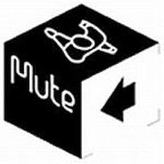 Mute Records - Previous logo.