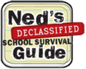 Ned's Declassified School Survival Guide - Image: NED LOGO