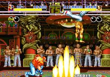 tiger arcade neo geo emulator