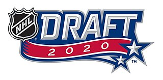2020 NHL Entry Draft 58th annual meeting of National Hockey League franchises to select newly eligible players